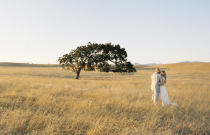 Santa Ynez Sunshine: Eileen and TJ's Ranch Wedding
