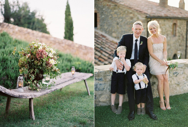 wedding-party-rustic-wooden-bench